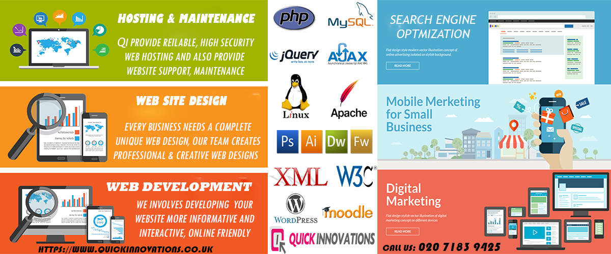 qi web design services